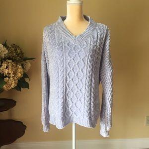 Pol warm and soft sweater EUC L